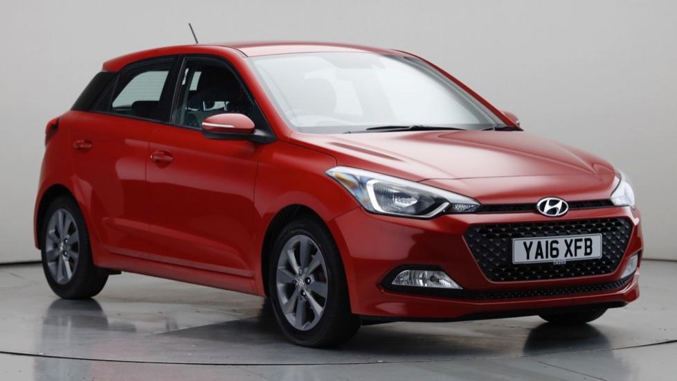 2016 Used Hyundai i20 1.4L SE