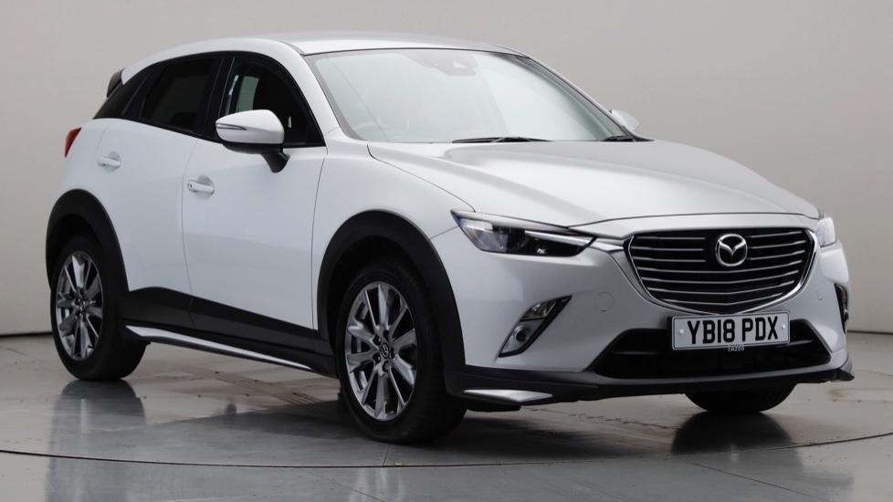 2018 Used Mazda CX-3 2L GT Sport SKYACTIV-G