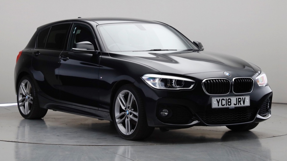 2018 Used BMW 1 Series 1.5L M Sport 118i
