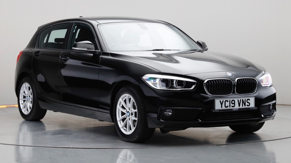 2019 Used BMW 1 Series 1.5L SE Business 116d