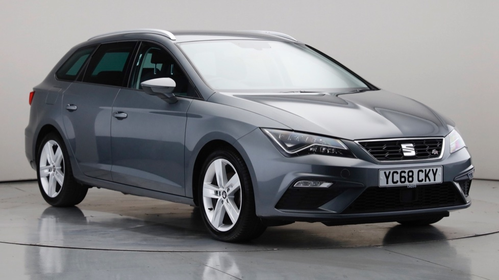 2018 Used Seat Leon 1.4L FR Technology TSI