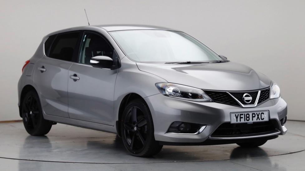2018 Used Nissan Pulsar 1.2L N-Connecta Style DIG-T