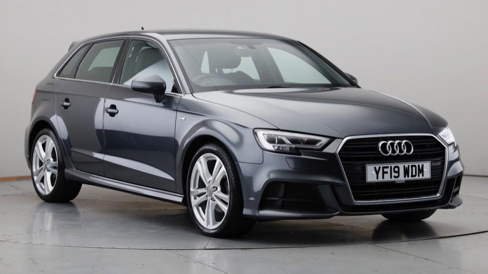 2019 Used Audi A3 1.6L S line TDI