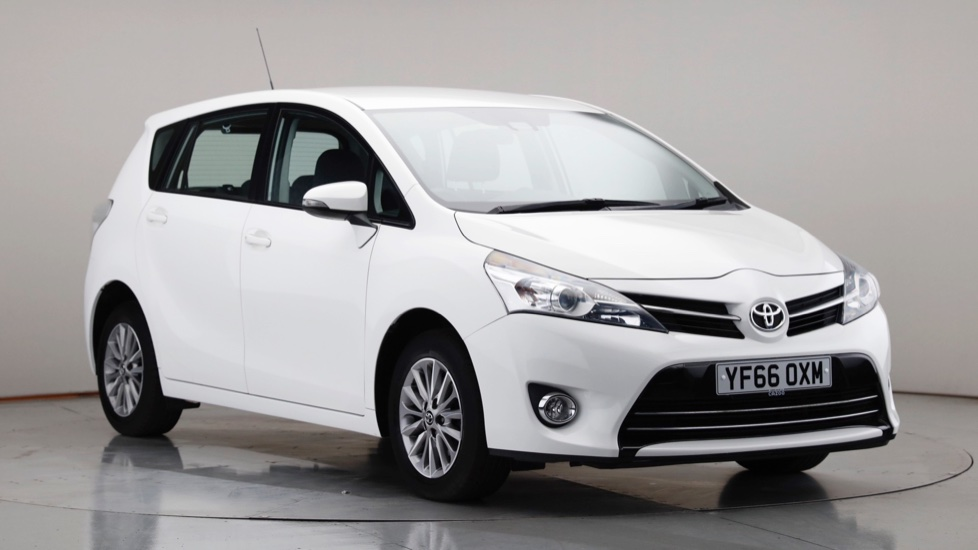 2016 Used Toyota Verso 1.6L Icon V-matic