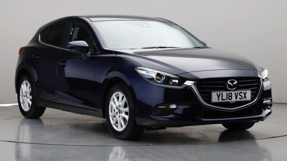 2018 Used Mazda Mazda3 2L SE-L Nav SKYACTIV-G