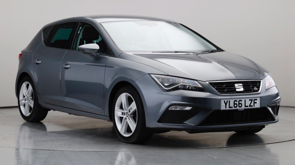 2017 Used Seat Leon 1.4L FR Technology EcoTSI