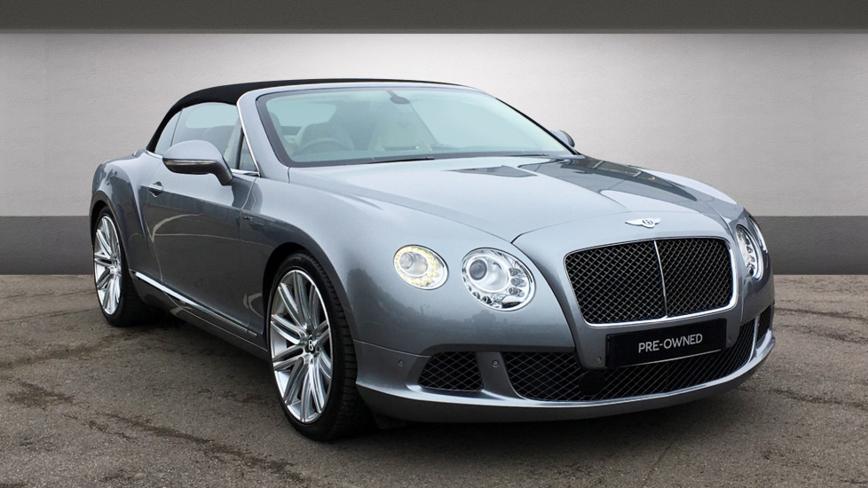 Bentley Continental GTC 6.0 W12 Speed 2dr Automatic Convertible (2013)