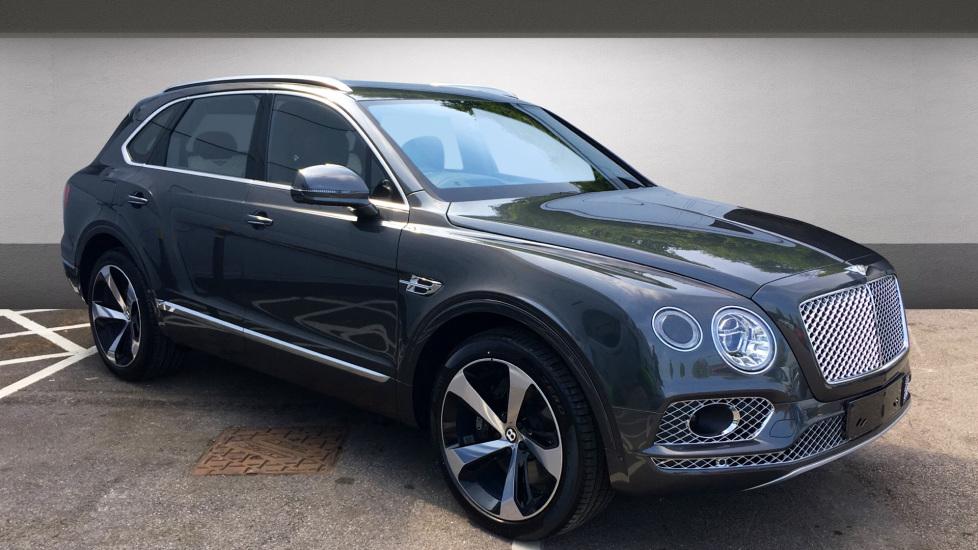 Bentley Bentayga 4.0 V8 5dr Automatic Estate (2019)