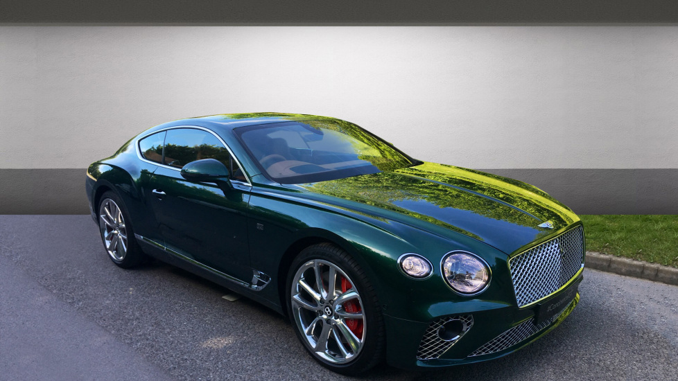 Bentley Continental GT W12 1st Edition 6.0 Automatic 2 door Coupe (2019)