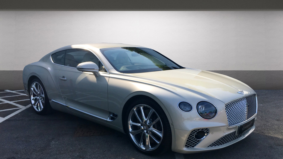 Bentley Continental GT 6.0 W12 2dr Mulliner Driving Specification Automatic Coupe (2019)