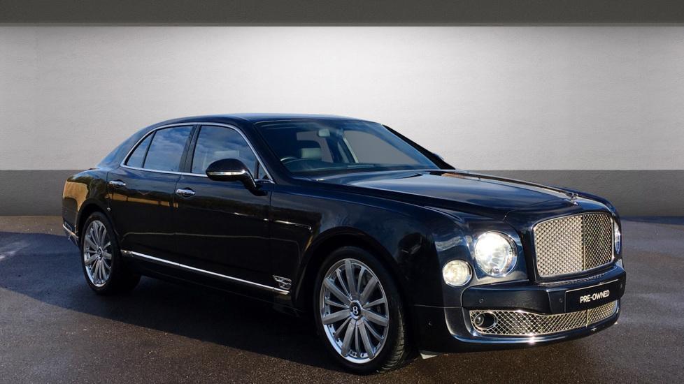 Bentley Mulsanne 6.8 V8 Mulliner Driving Spec Automatic 4 door Saloon (2014) image