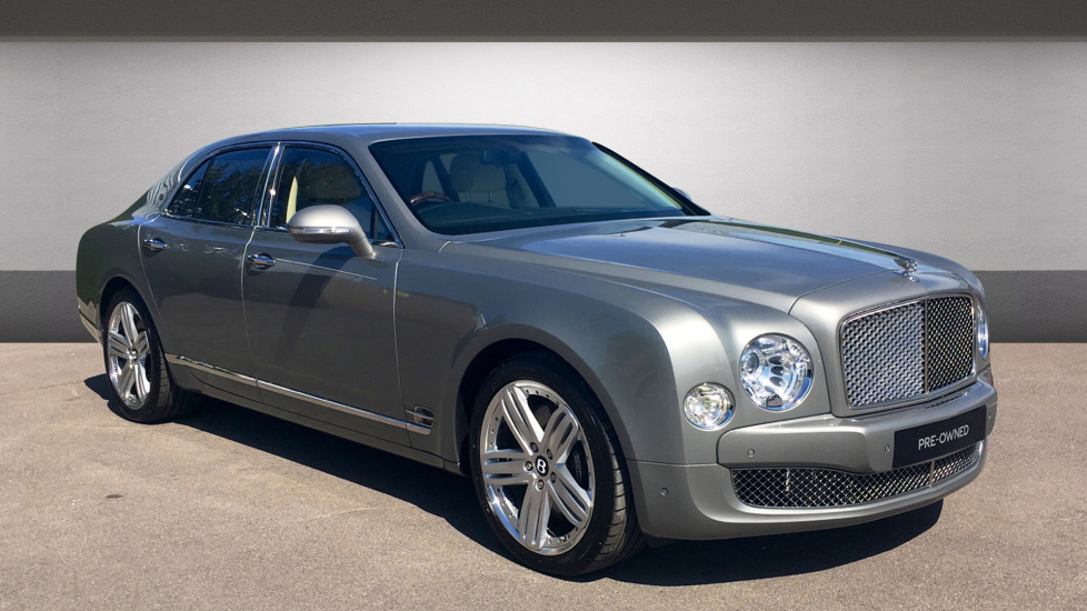 Bentley Mulsanne 6.8 V8 Automatic 4 door Saloon (2013)
