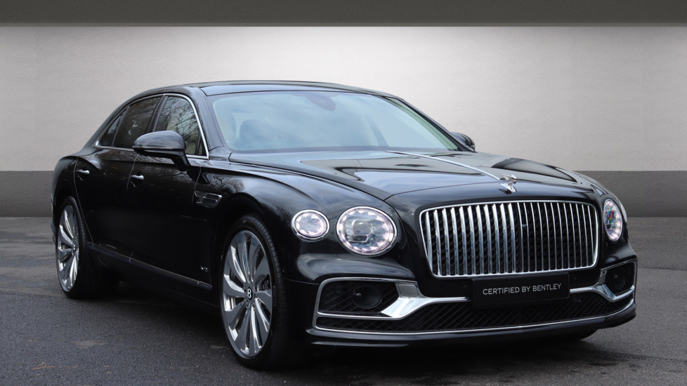Bentley Flying Spur 6.0 W12 Automatic 4 door Saloon (2020) at Bentley Tunbridge Wells thumbnail image