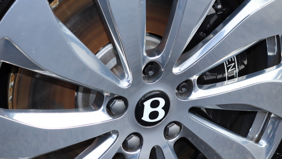 Bentley Flying Spur 6.0 W12 image 22