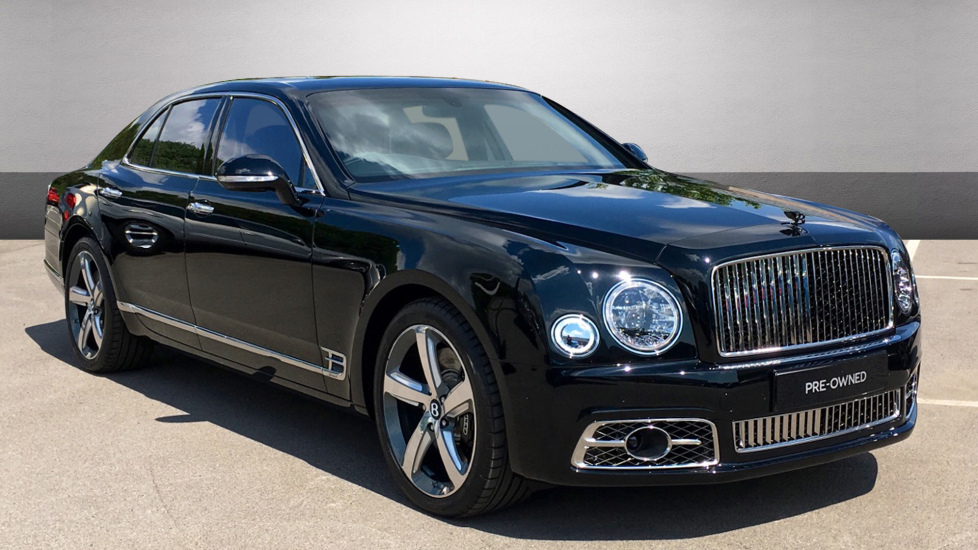 Bentley Mulsanne 6.8 V8 Speed Automatic 5 door Saloon (2019) image