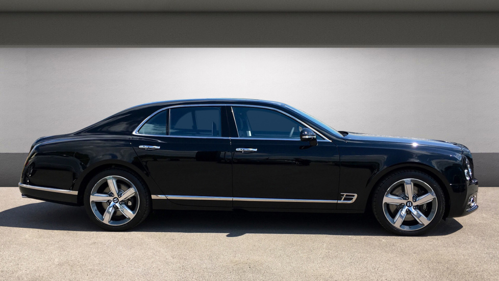Bentley Mulsanne 6.8 V8 Speed image 3