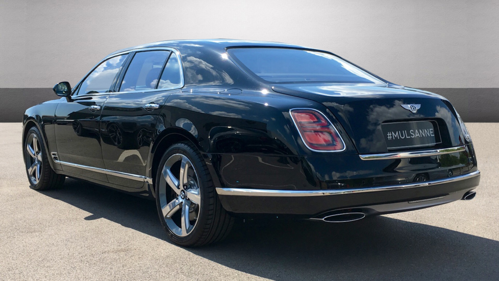 Bentley Mulsanne 6.8 V8 Speed image 5