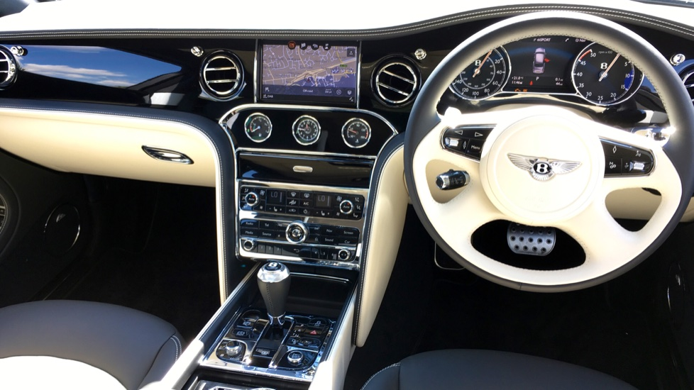 Bentley Mulsanne 6.8 V8 Speed image 7