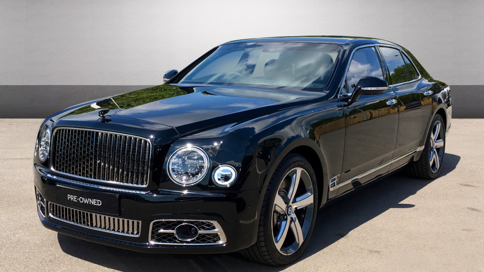 Bentley Mulsanne 6.8 V8 Speed image 16