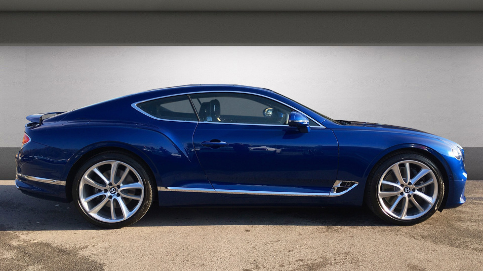Bentley Continental GT 6.0 W12 2dr image 3