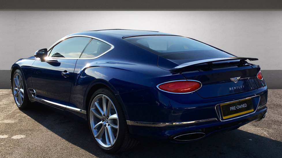 Bentley Continental GT 6.0 W12 2dr image 5