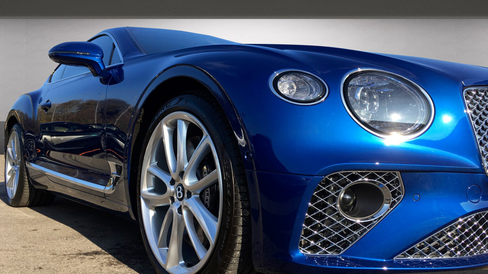 Bentley Continental GT 6.0 W12 2dr image 16