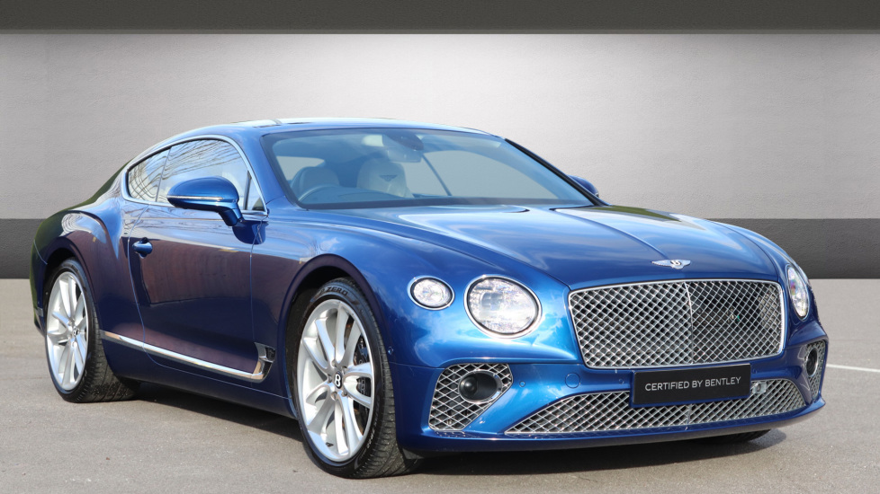 Bentley Continental GT 6.0 W12 2dr Automatic Coupe (2018) at Bentley Chelmsford thumbnail image