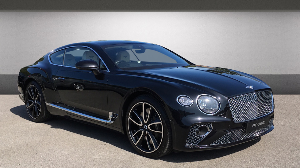 Bentley New Continental GT 6.0 W12 2dr Automatic Coupe (2019) image