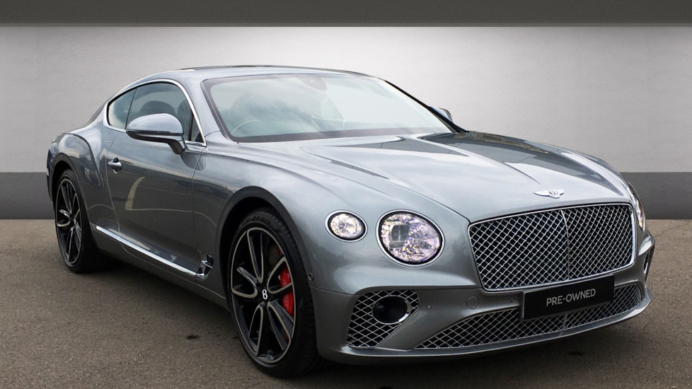 Bentley Continental GT 6.0 W12 2dr Automatic Coupe (2018)