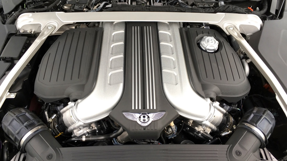 Bentley Continental GT 6.0 W12 2dr image 13