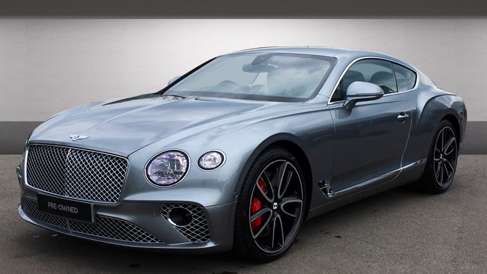 Bentley Continental GT 6.0 W12 2dr image 15