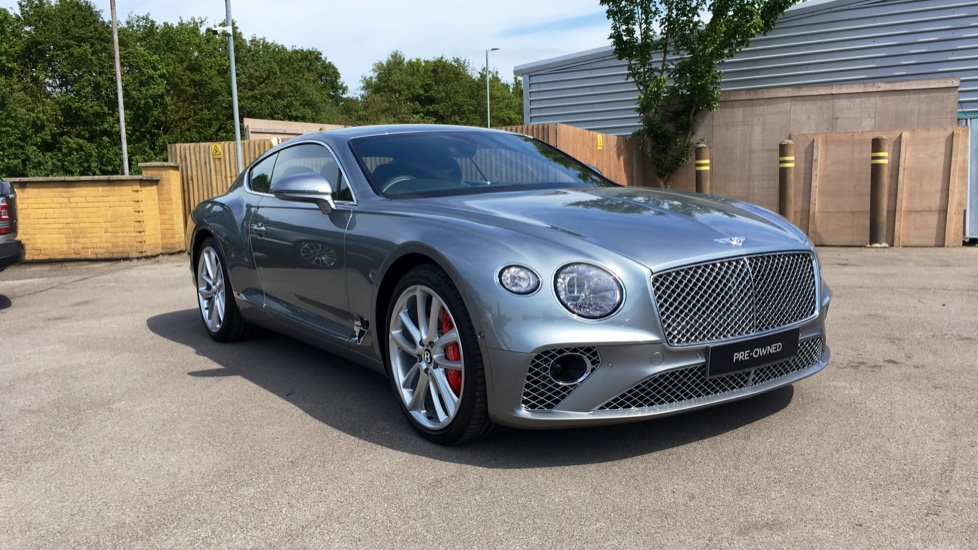 Bentley Continental GT 6.0 W12 2dr Automatic Coupe (2018) image