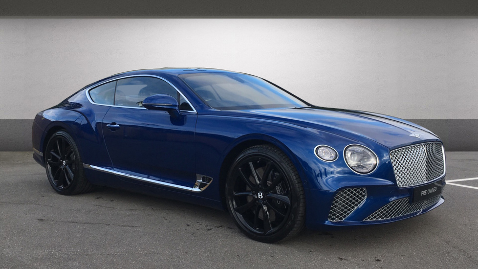 Bentley New Continental GT 6.0 W12 2dr Automatic 3 door Coupe (2019) image