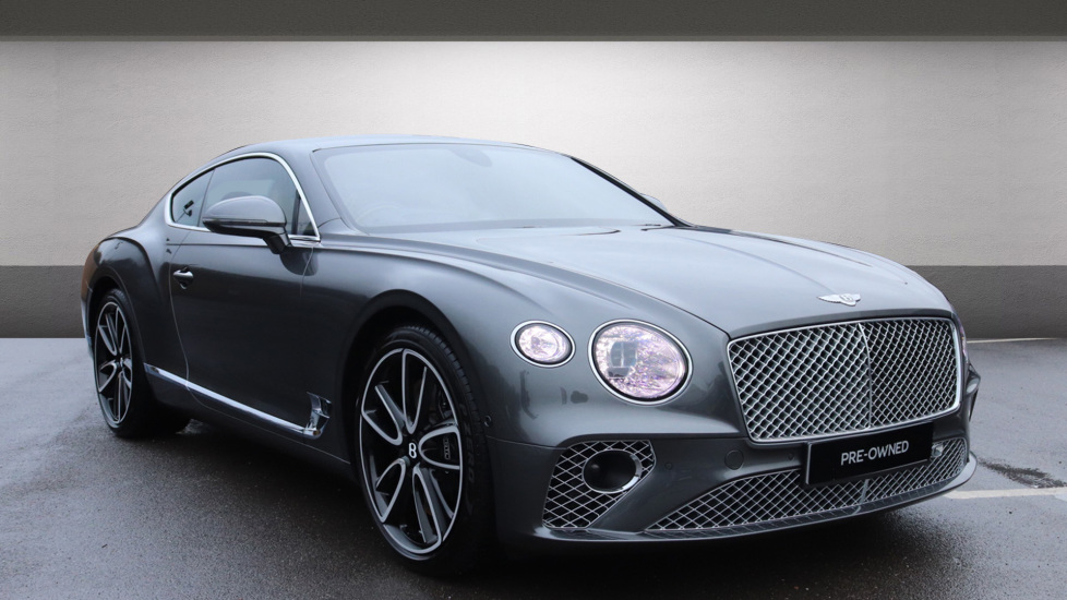 Bentley New Continental GT 6.0 W12 2dr Automatic Coupe (2019)