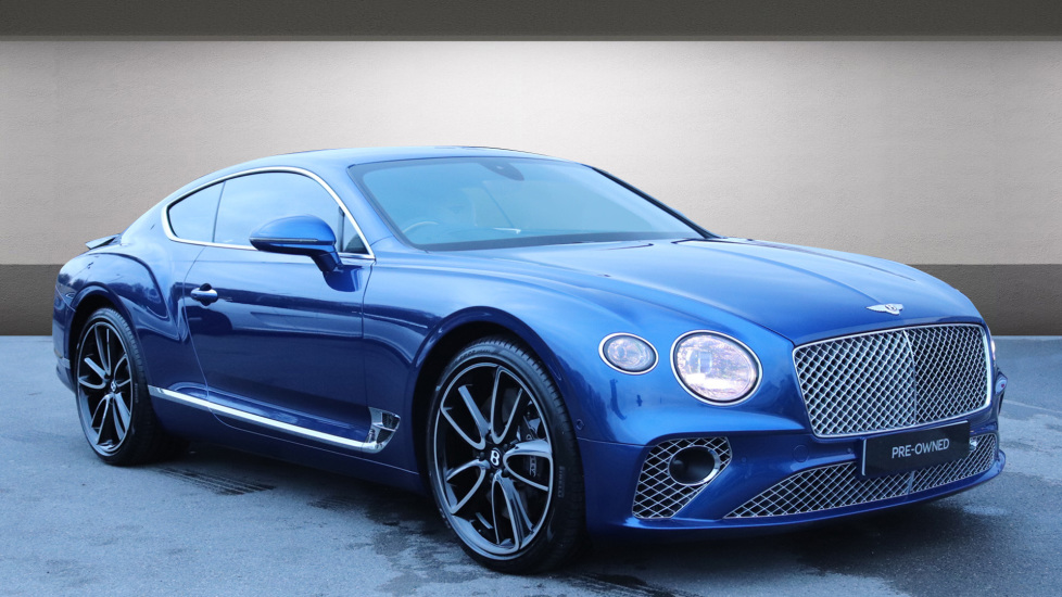 Bentley New Continental GT 6.0 W12 2dr Automatic Coupe (2018)
