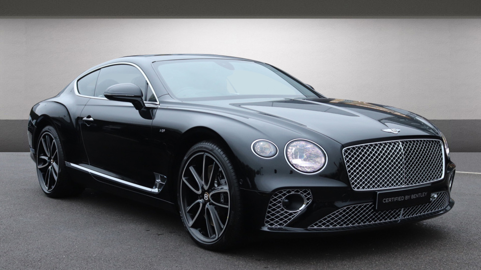 Bentley Continental GT 4.0 V8 2dr Automatic Coupe (2019)