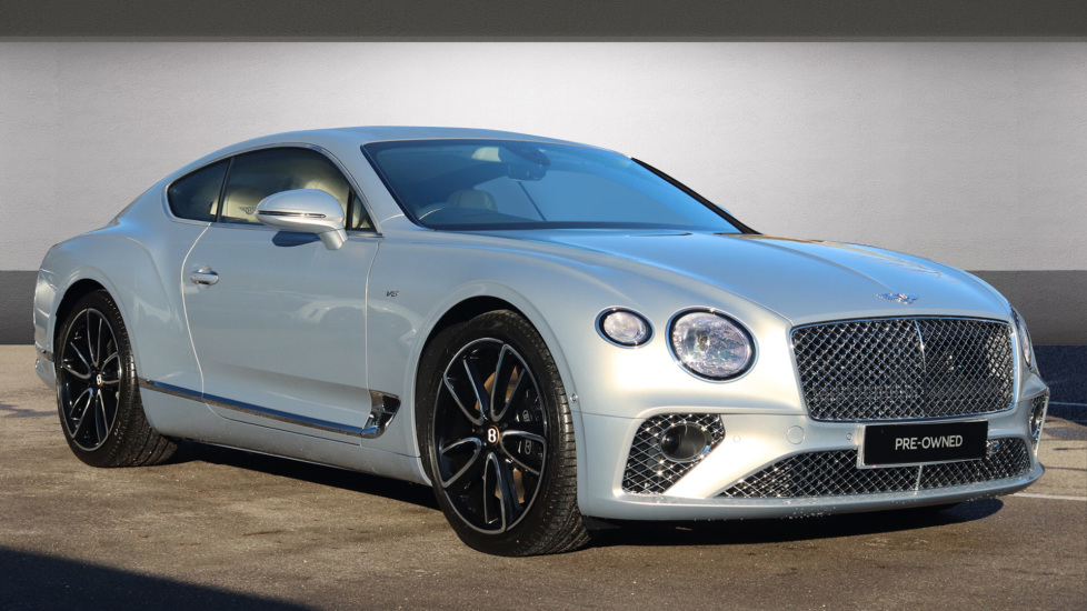 Bentley New Continental GT 4.0 V8 2dr Automatic Coupe (2019)