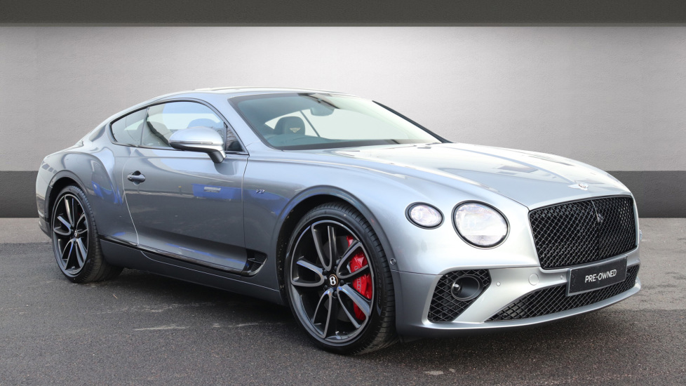 Bentley New Continental GT 4.0 V8 2dr Automatic Coupe (2019) image