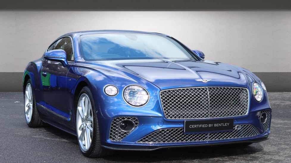 Bentley Continental GT 4.0 V8 2dr Automatic Coupe (2020)