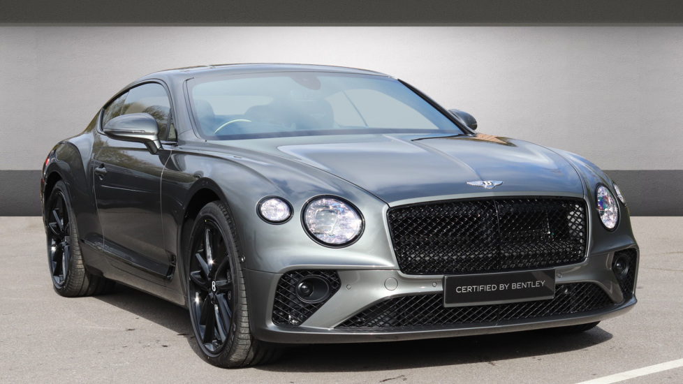 Bentley Continental GT 6.0 W12 2dr Automatic Coupe (2020)