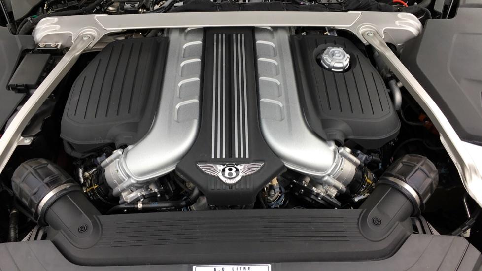 Bentley Continental GTC W12