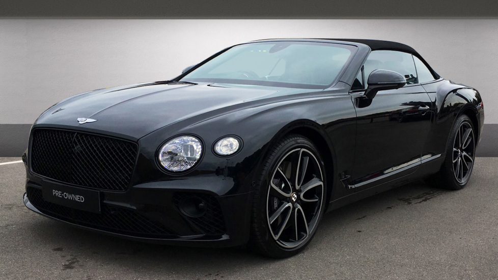 Bentley New Continental GT Convertible 6.0 W12 2dr image 16