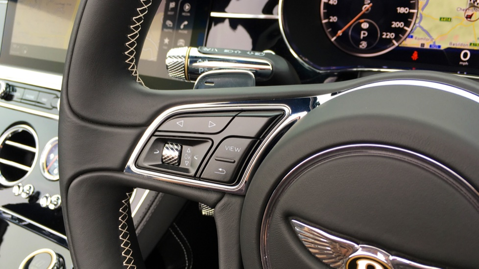 Bentley New Continental GT Convertible 6.0 W12 2dr image 26