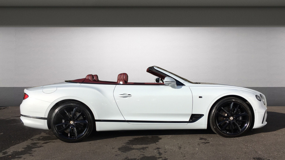 Bentley Continental GTC First Edition 6.0 W12 2dr image 5