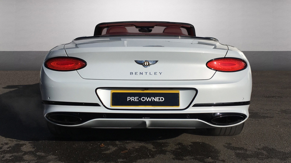 Bentley Continental GTC First Edition 6.0 W12 2dr image 6