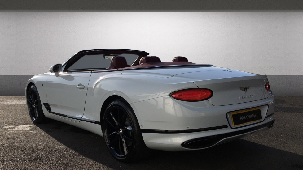 Bentley Continental GTC First Edition 6.0 W12 2dr image 8