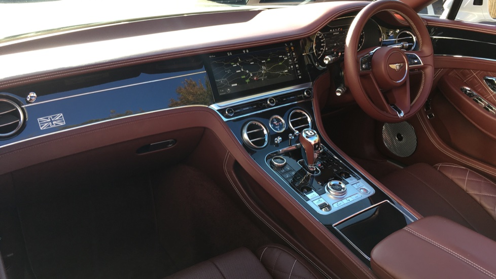 Bentley Continental GTC First Edition 6.0 W12 2dr image 9