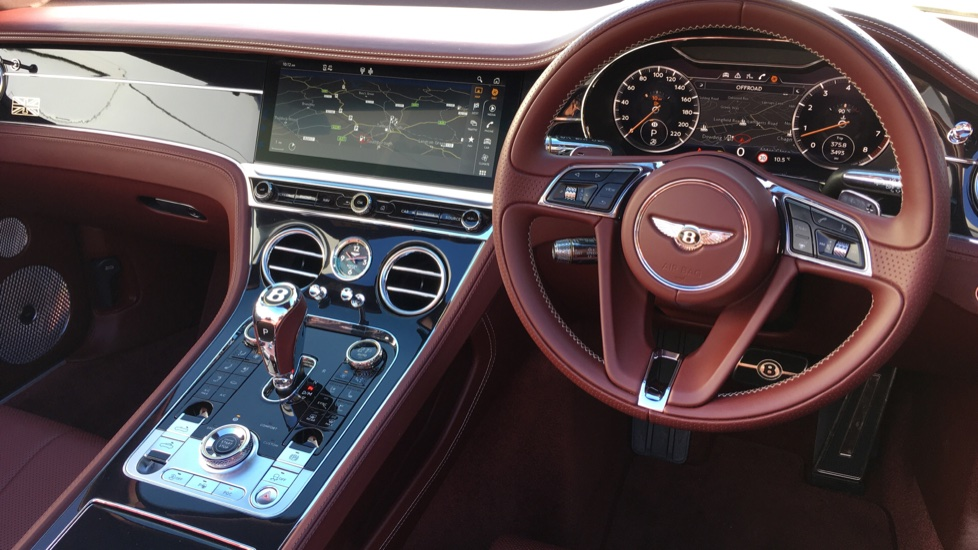 Bentley Continental GTC First Edition 6.0 W12 2dr image 10