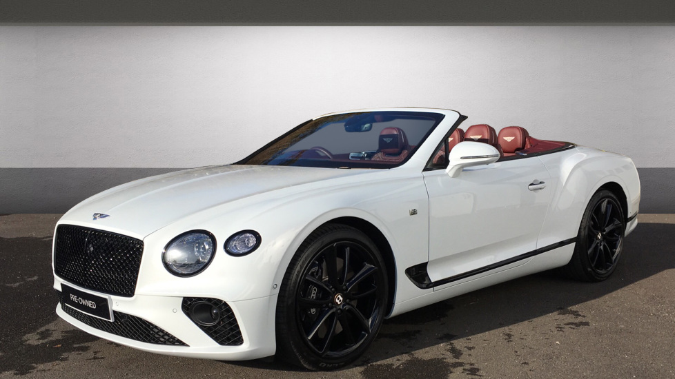 Bentley Continental GTC First Edition 6.0 W12 2dr image 3