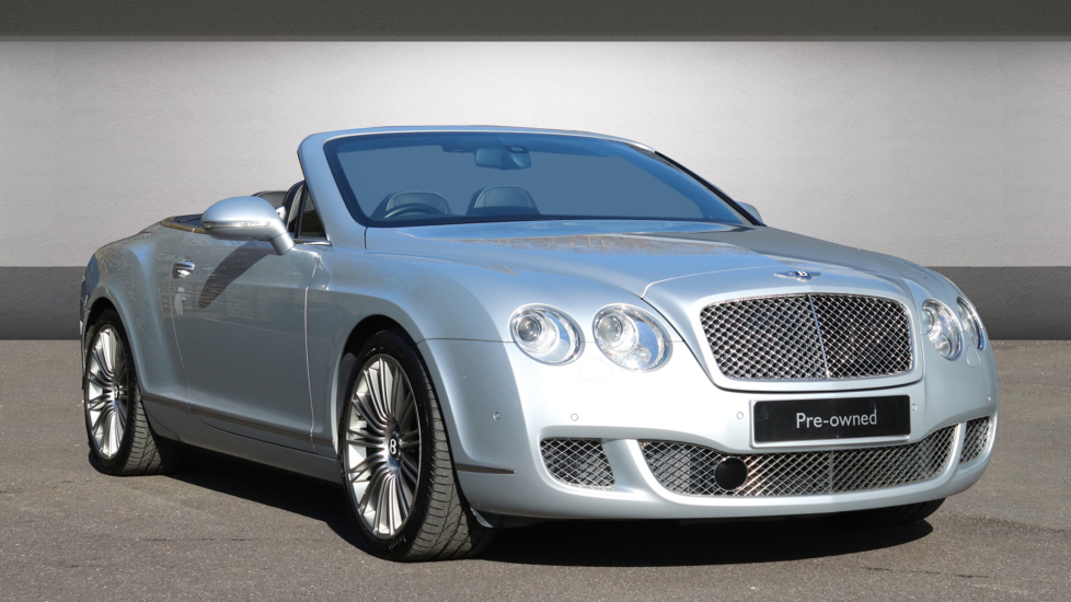 Bentley Continental GTC 6.0 W12 Speed 2dr Automatic Convertible (2011) available from Lamborghini Chelmsford thumbnail image